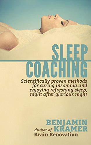 Sleep Coaching Scientifically insomnia refreshing ebook product image