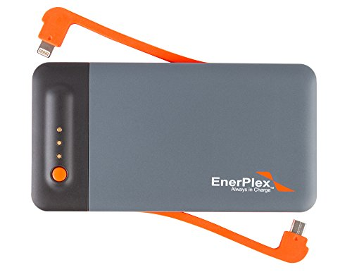 EnerPlex Jumpr Stack 9 Power Bank for Smartphones, MP3 Players and Other Mobile Devices (JU-STACK-9) - Nine Stack