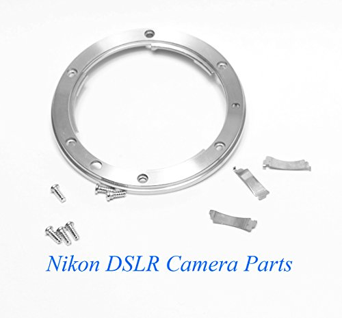 - Genuine Nikon D50 DSLR Camera Lens Mounting Plate - Replacement Parts