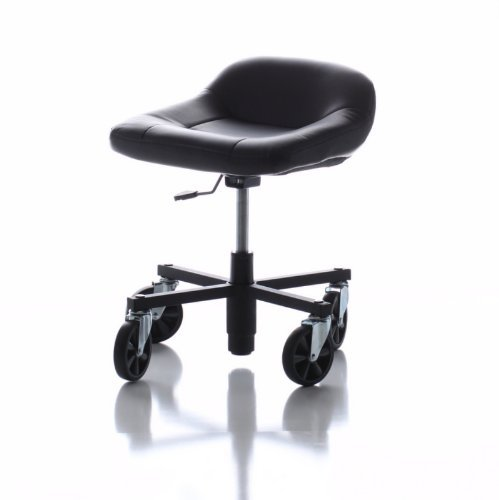 Traxion 2-240 Retro X-Seat with 5'' Caster