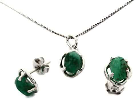 d1eb6bda0e2fc Shopping $200 & Above - Greens or Clear - Jewelry Sets - Jewelry ...