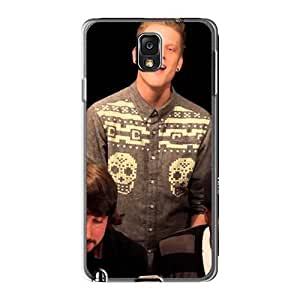 Bumper Hard Phone Cover For Samsung Galaxy Note3 With Allow Personal Design Beautiful Guns N Roses Pattern TimeaJoyce