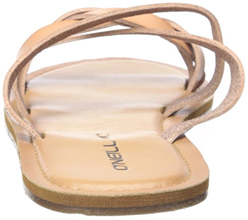 Pictures of O'Neill Women's Jackson Sandals Slide Su8484004 Brown 7