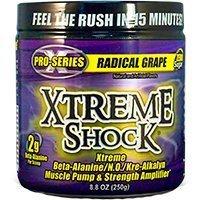 Advanced Nutrient Science - Xtreme Shock Powder - Radical Grape, 8.8 oz  powder by ANSI ffcdf8d8bb