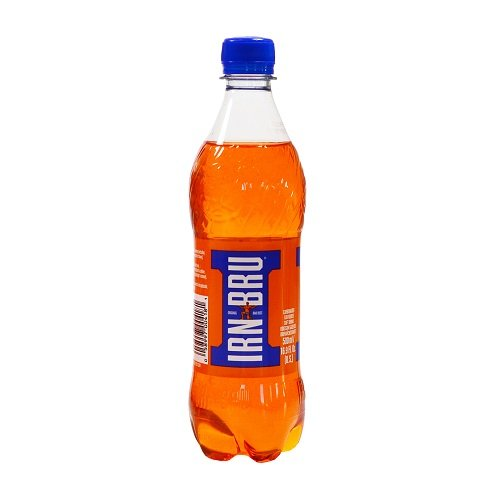 Irn Bru Scottish Soda Package of 4 (Soda Package)