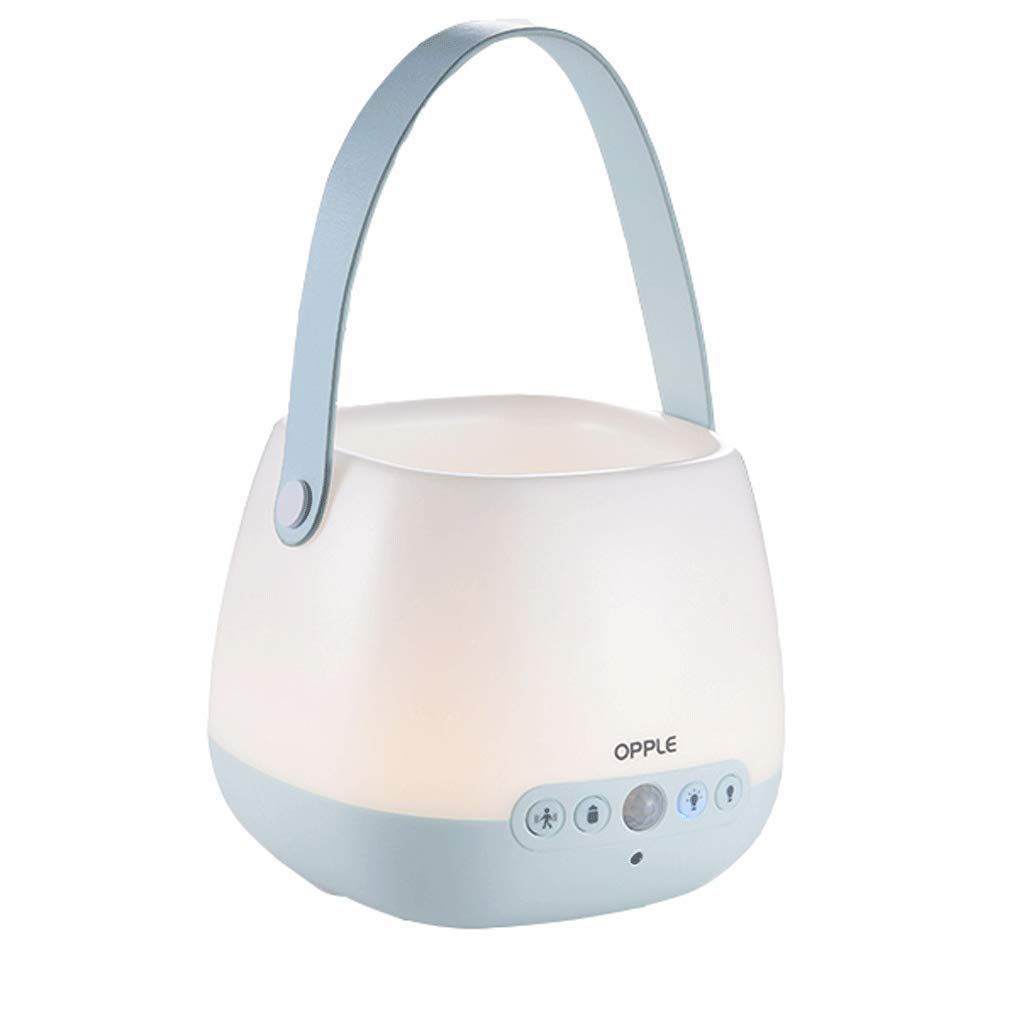 Unbekannt Rui Nachtlicht Plug-in Baby Fütterung Nachttischlampe Kreativer Traum Baby Schlafzimmer Induktion Lade Augenschutz Tischlampe Rui
