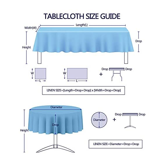 """Lahome Boho Style Geometric Tablecloth - Cotton Linen Table Cover Kitchen Dining Room Restaurant Party Decoration (White, Round - 60"""") - DRESS UP YOUR DINNER TABLE - Lahome Bohemian tablecloth measures 60"""" (150 cm), is heavy weight, eco-friendly, and long-life used. Fits tables that seat 4 people HEALTHY AND ECO-FRIENDLY - Cotton linen material gives you comfortable feeling and has strong anti-static ability, soft and breathable, good for your health EASY TO CARE FOR - Machine washable in cold water. Tumble dry low heat or air dry; Warm ironing if needed. No bleaching - tablecloths, kitchen-dining-room-table-linens, kitchen-dining-room - 41VBtbdetqL. SS570  -"""