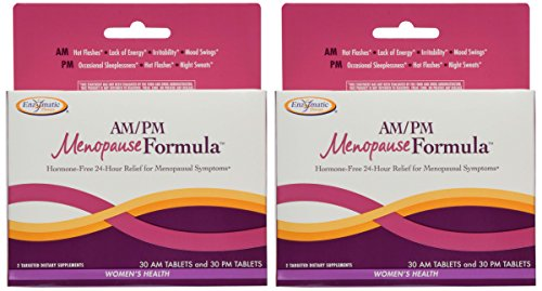 (Enzymatic Therapy AM/PM Menopause FormulaTM 60 Tablets (2-Pack) )