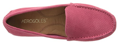 Drive Over Women's Pink On Slip Aerosoles Suede Loafer 5EUqz7FFwx