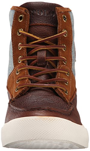 Polo Ralph Lauren Mens Tynedale Boot Radica / Blu Scuro