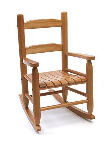 Lipper International 555P Child's Rocking Chair, 14.5