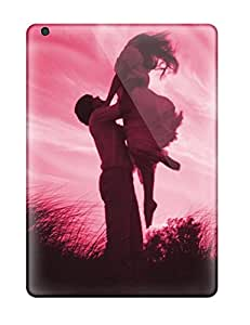 Top Quality Case Cover For Ipad Air Case With Nice Love 038 Romances Appearance