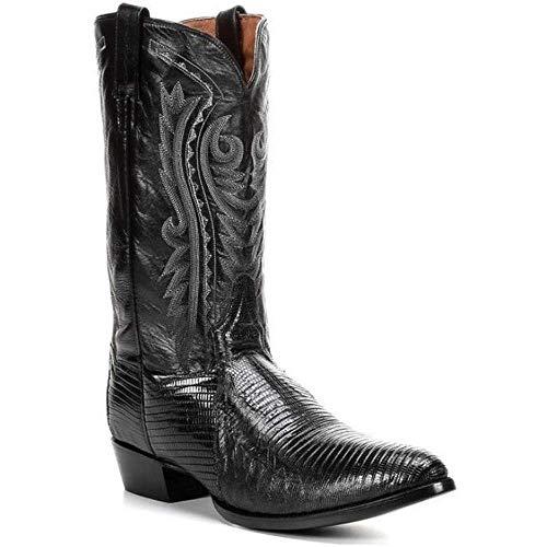 Men's Dan Post Raleigh Lizard Boots Handcrafted