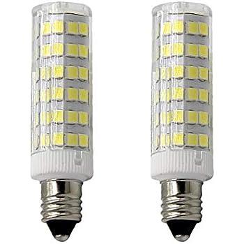 E11 Led Light Bulb 5w To 6w 60w 120v 130v Halogen Bulbs