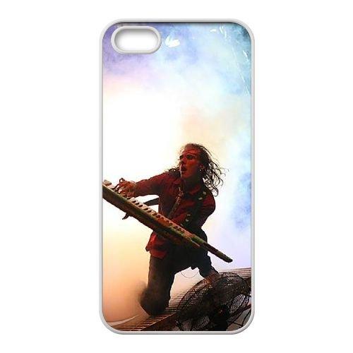 Dragonforce 004 coque iPhone 4 4S Housse Blanc téléphone portable couverture de cas coque EOKXLLNCD19215