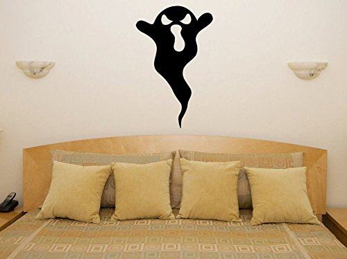 43SabrinaGill Halloween Cartoon Ghost Wall Decal Funny Humour Sexy Naughty Van Motorbike Boat Wall Sticker 22