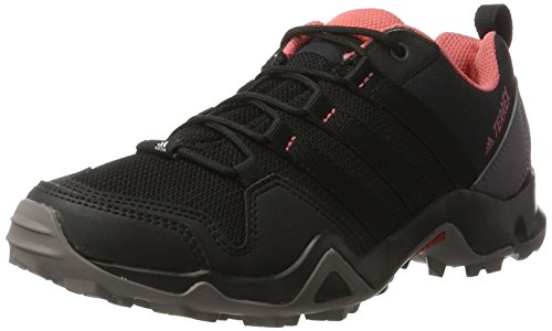 adidas outdoor Womens Terrex AX2R Black/Black/Tactile Pink 6 B US kekUvK6Xr1