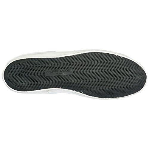 Pelle Paris Model Sneakers Philippe Bianco Uomo Nuove in Scarpe w1XpxO