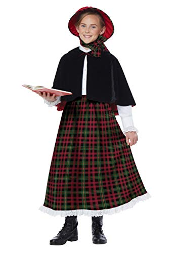 Christmas Carol Costumes (Holiday Caroler Girl - Child)