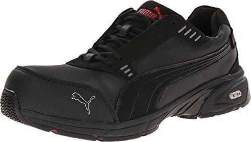 PUMA Safety Men's Velocity SD Black Sneaker 9 W