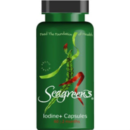 (12 PACK) - Seagreens - Iodine Capsules | 60's | 12 PACK BUNDLE