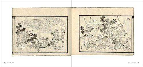 Hokusais-Lost-Manga