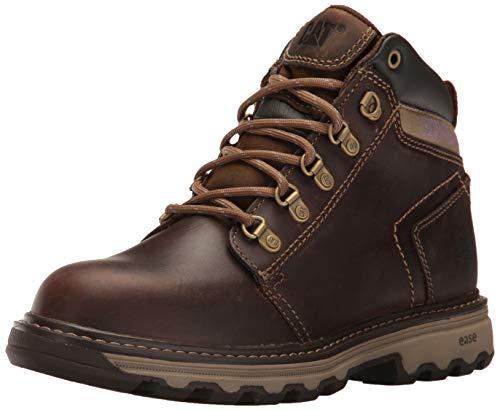 Caterpillar Women's Ellie/Dark Beige Work Boot, 8 M US (Womens Safety Boots Caterpillar)