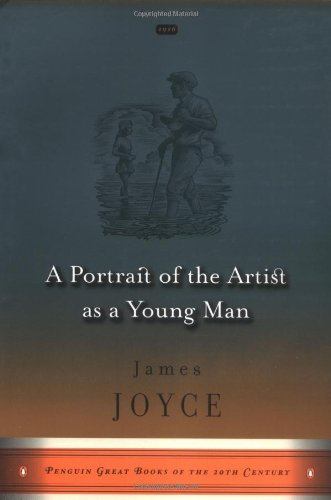 Book cover for A Portrait of the Artist as a Young Man
