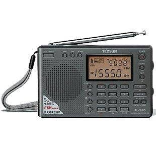 Tecsun Radio Pl380 Dsp