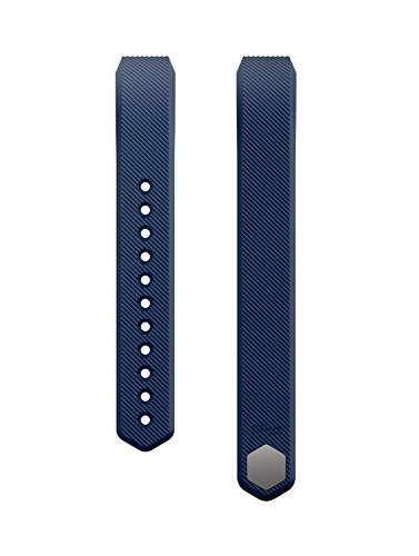 Fitbit Alta Classic Accessory Band, Blue Large