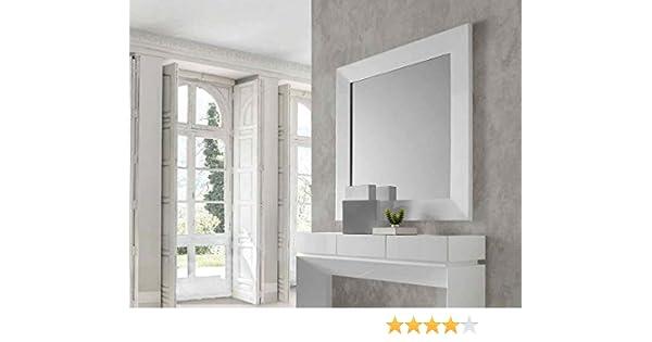 CH Design - Espejos Modernos - Hole (105x105): Amazon.es: Hogar