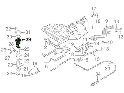 Amazon Com Nissan 25060 5m000 Fuel Tank Sending Unit Automotive