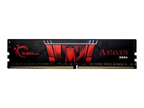 Gskill F4-2133C15S-16GIS Memory D4 2133 16GB C15 Aegis 1x 16GB, 1,2V, Gaming Series
