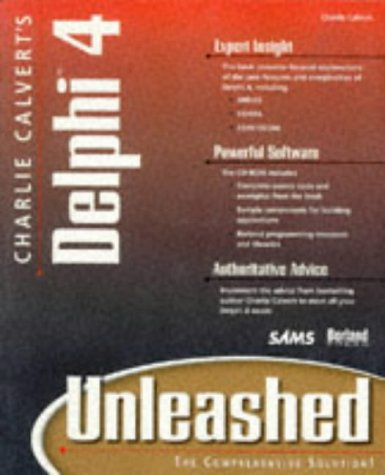 Charlie Calvert's Delphi 4 Unleashed by Brand: Sams Publishing