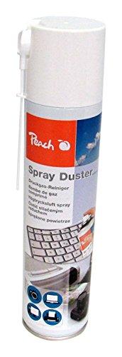 Peach PA100 Druckluftreiniger 1 Dose, 400 ml