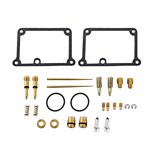 - ALAVENTE Carburetor Repair Rebuild Kit Carb Kit For Yamaha Banshee YFZ350 YFZ350 ATV 1988-2006