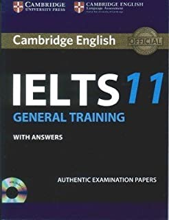Buy the official cambridge guide to ielts students book with cambridge english ielts 11 general training with answers with audio cd fandeluxe Images