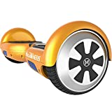 M MEGAWHEELS Two Wheels Self balancing Scooter 6.5' with Built-in Bluetooth Speaker, Carry Bag