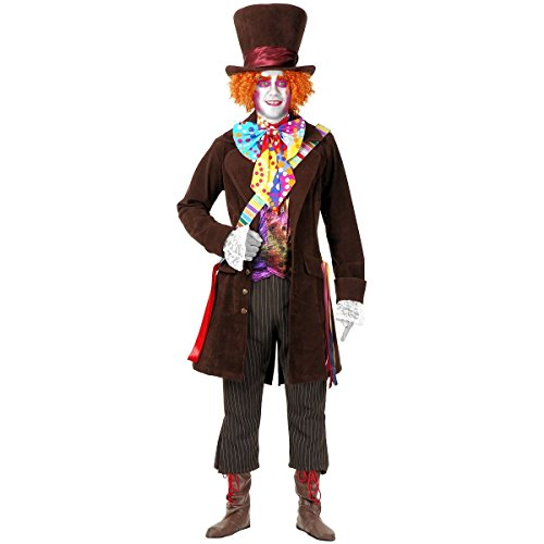 Electric Mad Hatter Mens Large Alice