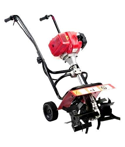 Bkr Simplify Farming Garden Mini Hand Push Tiller Cultivator With