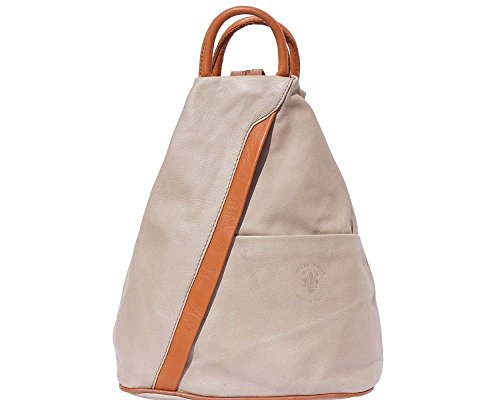 White Main Dos multicolore Leather Taupe 207 Sac amp; Porté Florence Tan Pour 207 Au Femme Light À Noir UPqf0IB