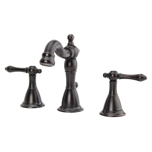 Fontaine Bellver Widespread Bathroom Faucet in Oil Rubbed Bronze