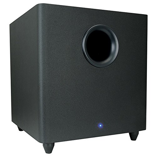 """Architech 8"""" 100-Watt Down-Firing Subwoofer Wireless for sale  Delivered anywhere in USA"""