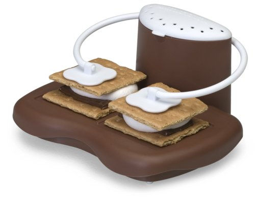 Prep Solutions by Progressive Microwave S'mores Maker, PS-68BR, Perfect Gift Idea, Indoor Smores Maker