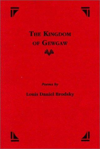 The Kingdom of Gewgaw pdf