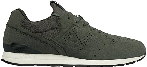 New Balance Men's 996 Men's Leather Khaki Sneakers Leather And Synthetic verde