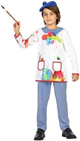 Atosa- Disfraz Pintor, 7 a 9 años (22151): Amazon.es: Juguetes y ...