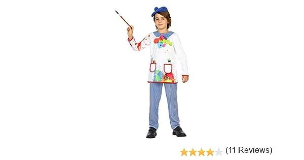 Atosa- Disfraz Pintor, 3 a 4 años (22149): Amazon.es: Juguetes y ...