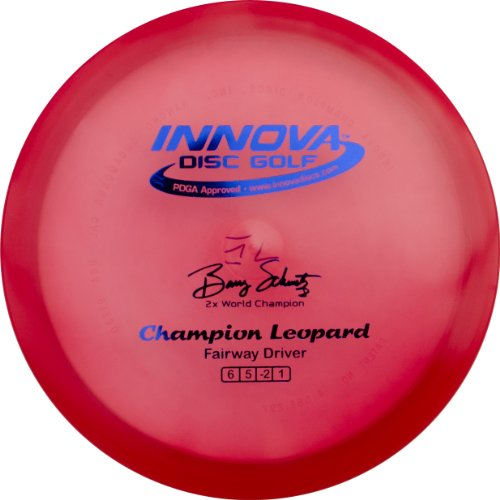 Innova Champion Leopard Golf Disc (Colors may vary), 165-169 gram (Leopard Golf)