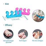 Toe Separators Pedicure,Pedicure Toe